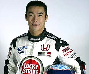 Tips: Takuma Sato, 2017s alternative hair style of the cool confident  driver